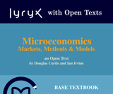 Microeconomics: Markets, Methods, and Models