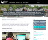 Exploring Adaptation Options for Water Infrastructure at Sea Level