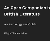 An Open Companion to Early British Literature: An Anthology and Guide