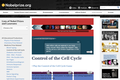 Medicine Games: Control of the Cell Cycle