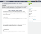 STEM Inquiry Lesson Template REVISED Section 6_AnchorSection
