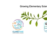 Growing Elementary Science - Where does a Plant Get Food?