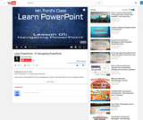 Learn PowerPoint : 01 Navigating PowerPoint