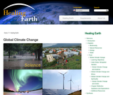 Healing Earth: Global Climate Change
