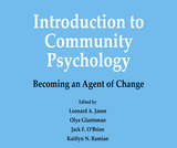 Introduction to Community Psychology