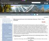 Mecanismo(s) de Acción de los Herbicidas Auxínicos - Parte 2 - Nivel Avanzado
