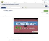 Fundamentals of Political Economy