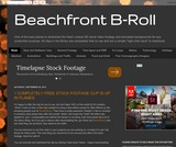 Beachfront B-Roll