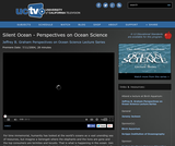 Perspectives on Ocean Science: Silent Ocean