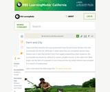 Farm and City