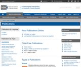 NIMH Publications