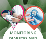 Monitoring diabetes and hypertension