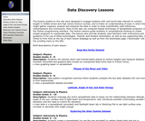 Data Discovery Lessons