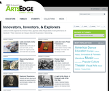ArtsEdge Media Collection: Innovators, Inventors, & Explorers
