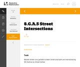 8.G.A.5  Street Intersections