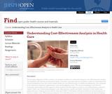 Understanding Cost-Effectiveness Analysis in Health Care