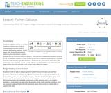 Python Calculus