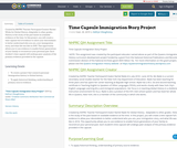 Time Capsule Immigration Story Project