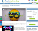 Making E-Textile Masks