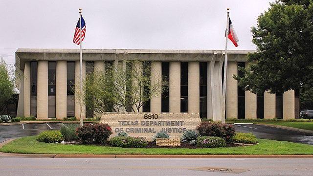 Texas' Criminal Justice Process