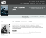 The Call of the Wild by Jack London - Reader's Guide (Spanish)