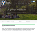 Writing Commons