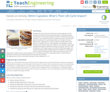 Mmm Cupcakes: What's Their Life Cycle Impact?