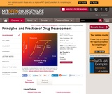 Principles and Practice of Drug Development, Fall 2013