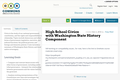 High School Civics with Washington State History Component