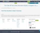 The Tale Of Two Cities Animation Book 2: Chapter 14