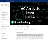 AC analysis intro 2