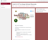Kenya ICT CFT Course: ICT to Keep School Records