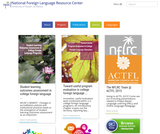 National Foreign Language Resource Center (NFLRC)