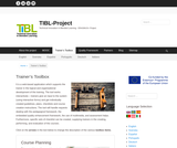 Trainer's Toolbox – TIBL Project
