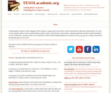 TESOL lectures