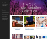 The UNC System OER Implementation Collection