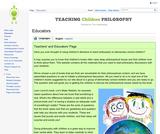 Teaching Children Philosphy