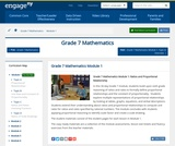 Grade 7 Mathematics Module 1:Ratios and Proportional Relationship