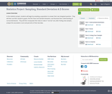 Statistics Project: Sampling, Standard Deviation & Z-Scores