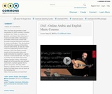 i3zif - Online Arabic and English Music Courses