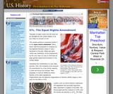 57c. The Equal Rights Amendment