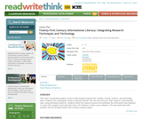 Twenty-First Century Informational Literacy: Integrating Research Techniques and Technology