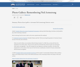 White House Blog: Remembering Neil Armstong Photo Gallery