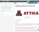 Civilizations and Empires of Ancient India