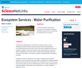 Ecosystem Services - Water Purification
