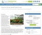 Model Greenhouses