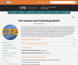 Fire Science and Technology Model
