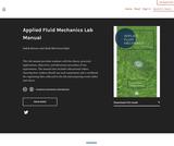 Applied Fluid Mechanics Lab Manual