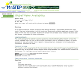 Global Water Availability