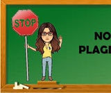 Classroom Policy on Plagiarism